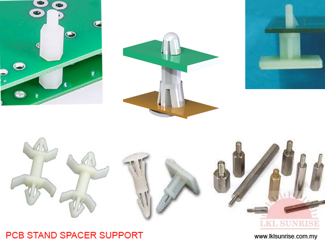 Pcb Stand Spacer Support Lkl Sunrise Electronic M Sdn Bhd