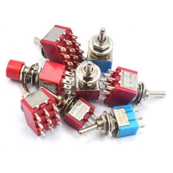 TOGGLE SWITCH MTS