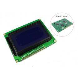 LCD12864 YELLOW/BLUE
