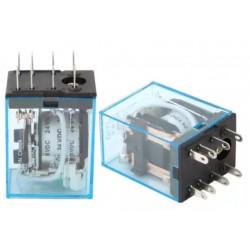 POWER RELAY DPDT 12V 24V 220/240V