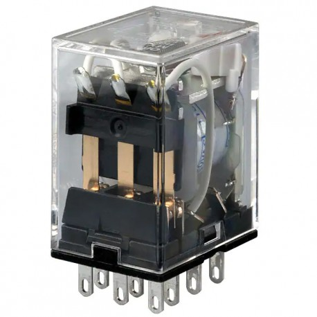 POWER RELAY 3PDT 12V 24V 220/240V