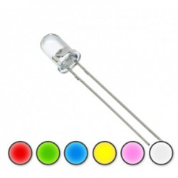 LED 5mm Super Bright